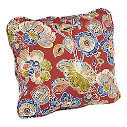 Print Outdoor Deep Seat Back Cushion