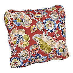 Destination Summer Print Outdoor Deep Seat Back Cushion