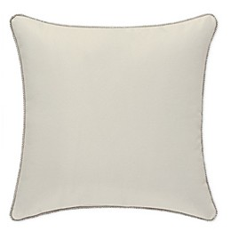 J. Queen New York™ Dream 16-Inch Square Throw Pillow in Natural