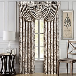 J. Queen New York™ Dream 84-Inch Window Curtain Panel Pair in Natural