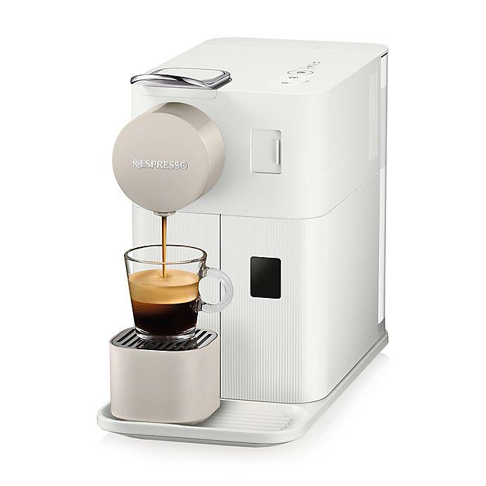 Alternate image 1 for Nespresso® by De'Longhi Lattissima One Espresso Maker in Silky White