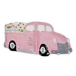 Fitz and Floyd® Butterfly Fields Branch & Blossom Pink Truck 2-Section Server