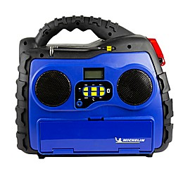 Michelin XR1 Multi-Function Portable Jump Starter and Power Source in Blue