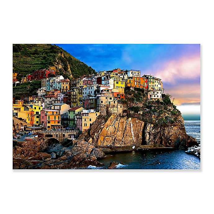 Alternate image 1 for Christopher Knight Collection Cliff Hanger 27-Inch x 36-Inch Canvas Wall Art