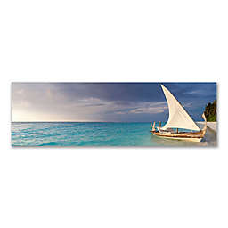 Colossal Images    Your Boat Awaits You Canvas Wall Art