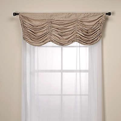 Otello Honeycomb Pinch Pleat Window Valance