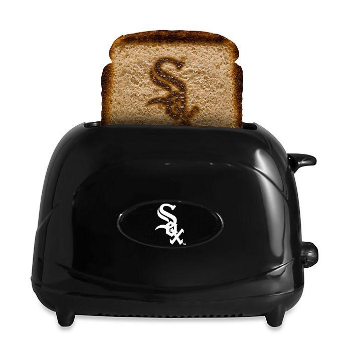 Alternate image 1 for MLB Chicago White Sox ProToast Elite Toaster