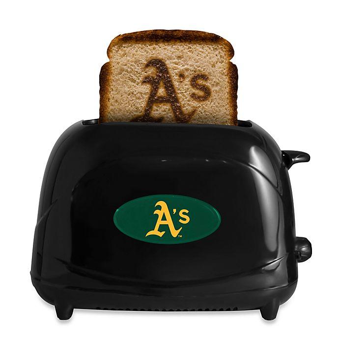 Alternate image 1 for MLB Oakland Athletics ProToast Elite Toaster