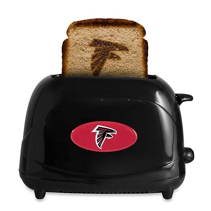 Alternate image 1 for NFL Atlanta Falcons Elite Toaster