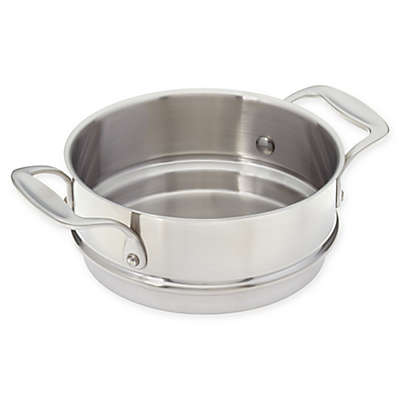 American Kitchen® 2.1 qt. Stainless Steel Double Boiler Insert