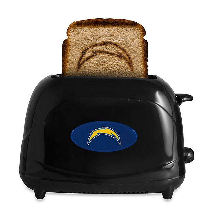 Alternate image 1 for NFL Los Angeles Chargers Elite Toaster