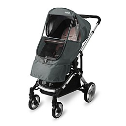 Manito Elegance Beta Stroller Weather Shield in Grey