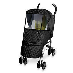 Manito Castle Alpha Stroller Weather Shield in Black