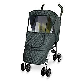 Manito Castle Alpha Stroller Weather Shield in Grey