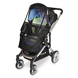 Manito® Beta Mesh Stroller Cover in Black