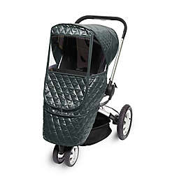 Manito Castle Beta Stroller Weather Shield in Grey