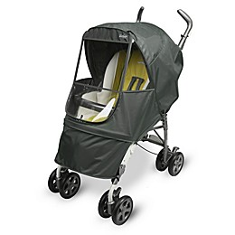 Manito Elegance Alpha Stroller Weather Shield in Grey