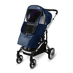 Manito Elegance Beta Stroller Weather Shield in Navy