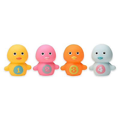Magic Years® 4-Piece Counting Duck Finger Puppets