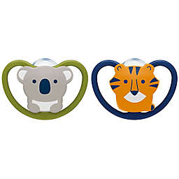 NUK® Space™ 2-Pack Orthodontic Pacifiers