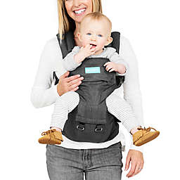 Moby® 2-in-1 Baby Carrier and Hip Seat in Grey