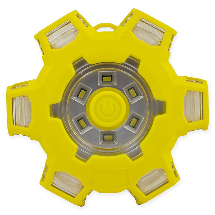 Alternate image 1 for Michelin High Visibility LED Road Flare in Yellow