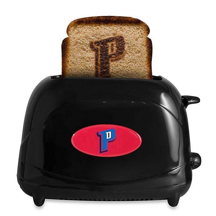 Alternate image 1 for NBA Detroit Pistons Elite Toaster