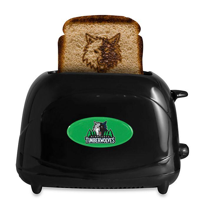 Alternate image 1 for NBA Minnesota Timberwolves Elite Toaster