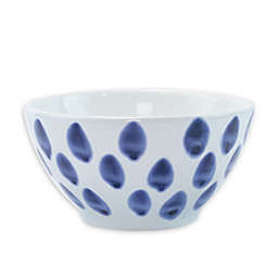 viva by VIETRI Santorini Dot Cereal Bowl