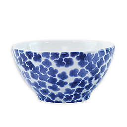 viva by VIETRI Santorini Flower Cereal Bowl