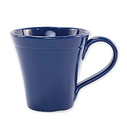 viva by VIETRI Fresh Mug in Marine Blue