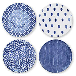 viva by VIETRI Santorini Dinner Plates (Set of 4)