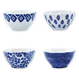 viva by VIETRI Santorini Cereal Bowls (Set of 4)