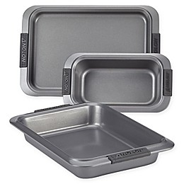 Analon® 3-Piece Nonstick Bakeware Set