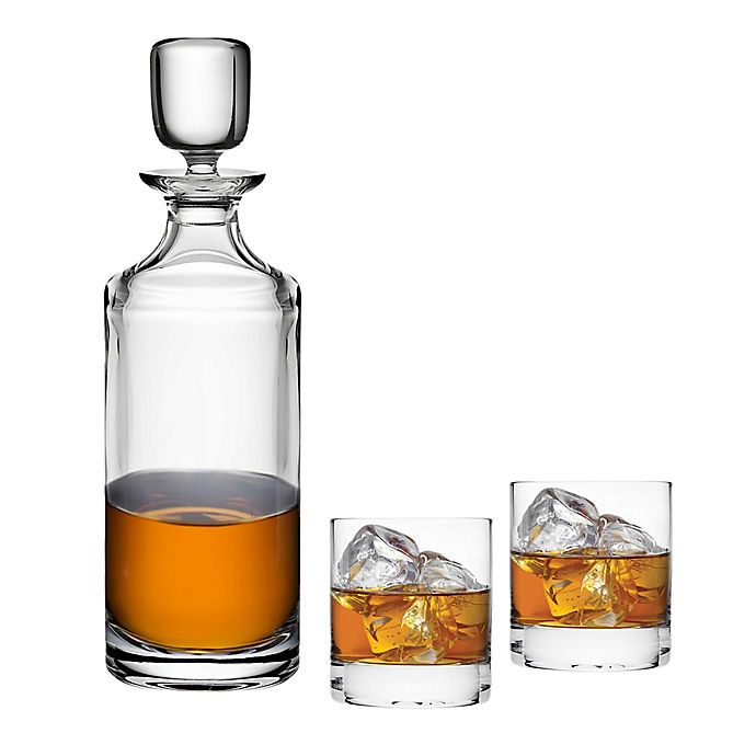 Alternate image 1 for Top Shelf Pure Barware Collection