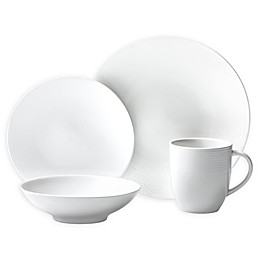 Neil Lane™ by Fortessa® Trilliant Dinnerware Collection in White