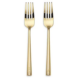 kate spade new york Two Hearts™ Dessert Forks (Set of 2)