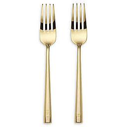 kate spade new york Two Hearts™ Dessert Forks (Set of 2)