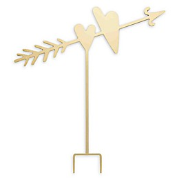 kate spade new york Two Hearts™ Cake Topper