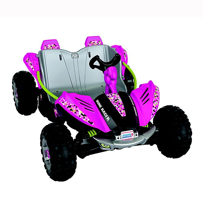 Alternate image 1 for Fisher-Price® Power Wheels® Dune Racer in Pink