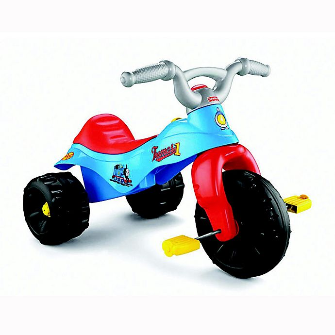 Alternate image 1 for Fisher-Price® Thomas and Friends™ Tough Trike
