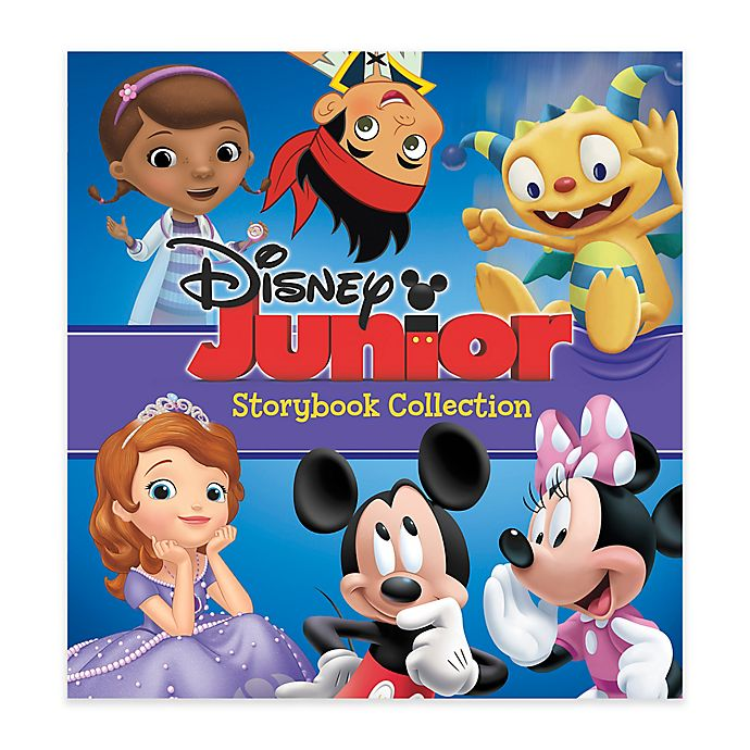 Alternate image 1 for Disney® Junior Storybook Collection
