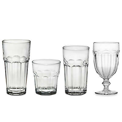 Libbey® Gibraltar Glass Drinkware Collection