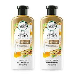 Herbal Essences Bio: Renew Honey and Vitamin B Sulfate-Free Shampoo and Conditioner