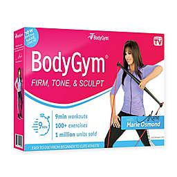 Body Gym® Complete Resistance Band Workout System with Marie Osmond