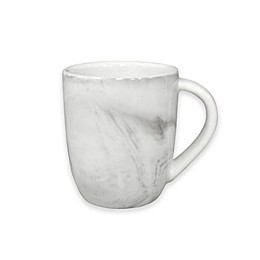 Artisanal Kitchen Supply® Coupe Marbleized Espresso Mug