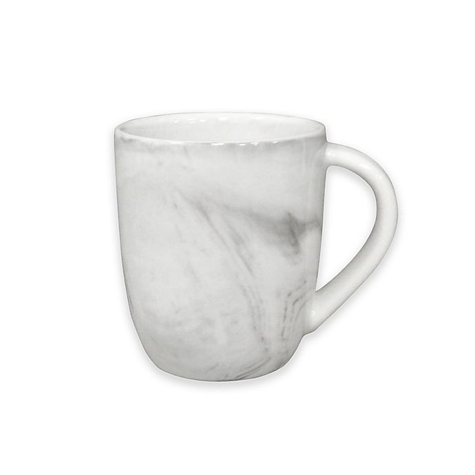 Alternate image 1 for Artisanal Kitchen Supply® Coupe Marbleized Espresso Mug