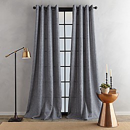 Bedeck Juma Solid Grommet Window Curtain Panel