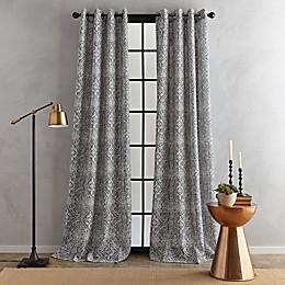 Bedeck Juma Print Grommet Window Curtain Panel