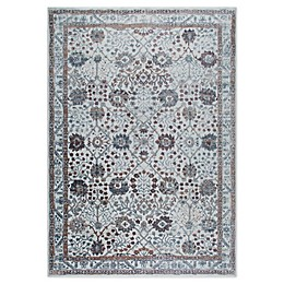 Home Dynamix Kenmare by Nicole Miller Bordered Area Rug